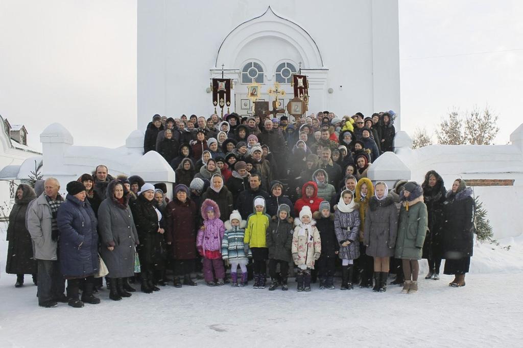 Никольский храм с. Бокино